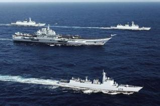 Liaoning-with-battle-group