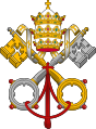 88px-Emblem_of_the_Papacy_SE.svg
