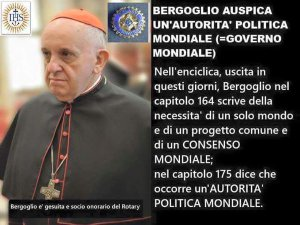 bergoglio-one-world