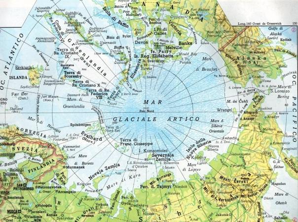 carta-artide-polo-nord