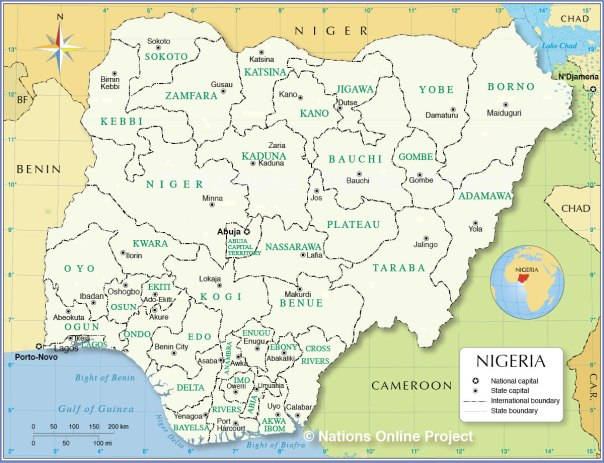 nigeria-administrative-map