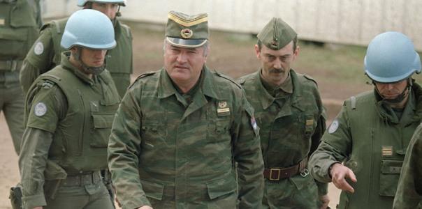 Serbia Mladic