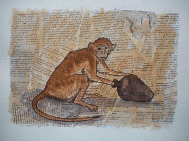 monkey-trap
