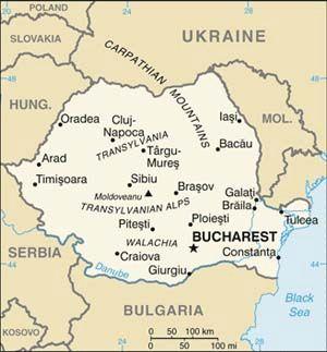 romania_map_2010worldfactbook_300_1