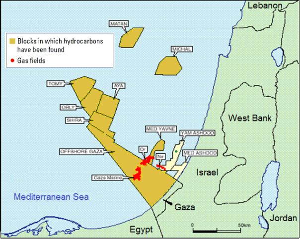 gaza-oil