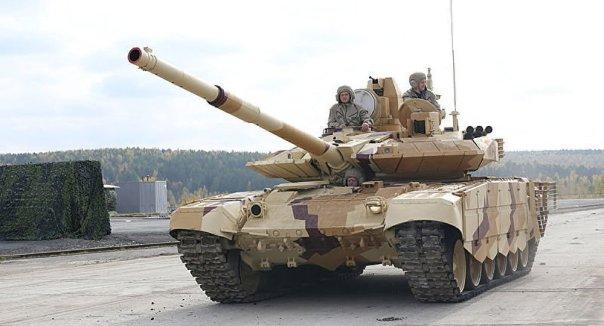 T90 siriano