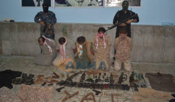 YPG-captures-ISIS-militants-in-Manbij-883x516