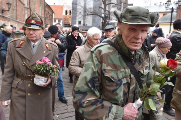 LATVIA-HISTORY-WWII-COMMEMORATION