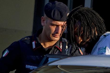 MAFIA:NAPOLI,ARRESTATI OTTO NIGERIANI DEL GRUPPO 'BLACK AXE'