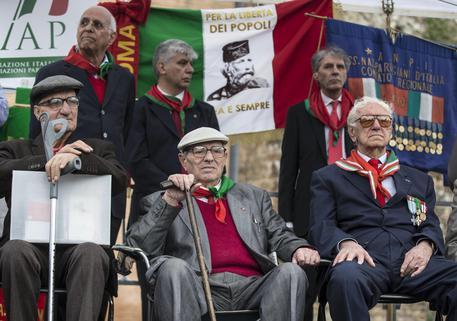 25 aprile:Anpi Roma,dedicato a partigiani,Rendina e Toaff