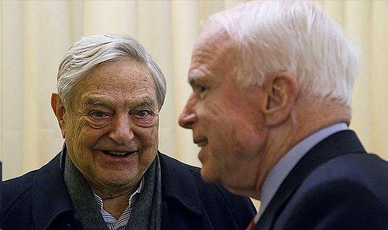 Soros McCain