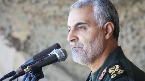 GeneralQassemSuleimanionSyria