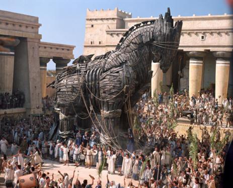 cavallo Troia