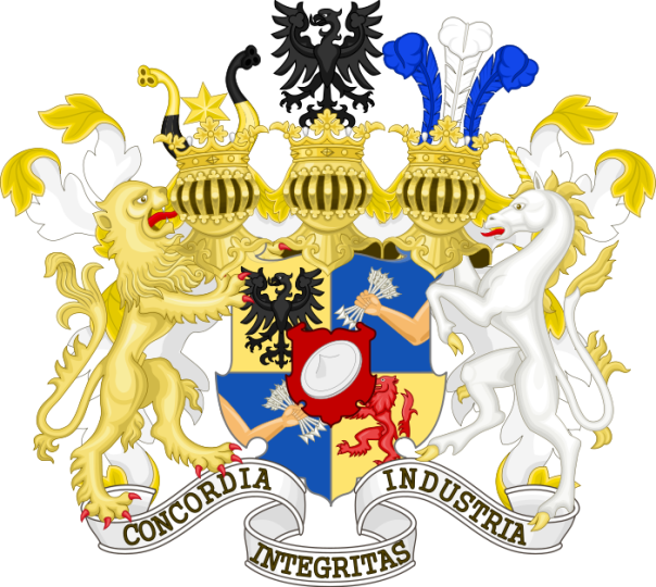 702px-Great_coat_of_arms_of_Rothschild_family.svg