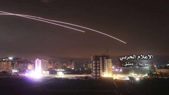 syrie-missiles-israel-iran