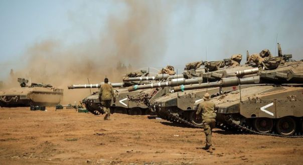 Forze-israeliane-sul-Golan