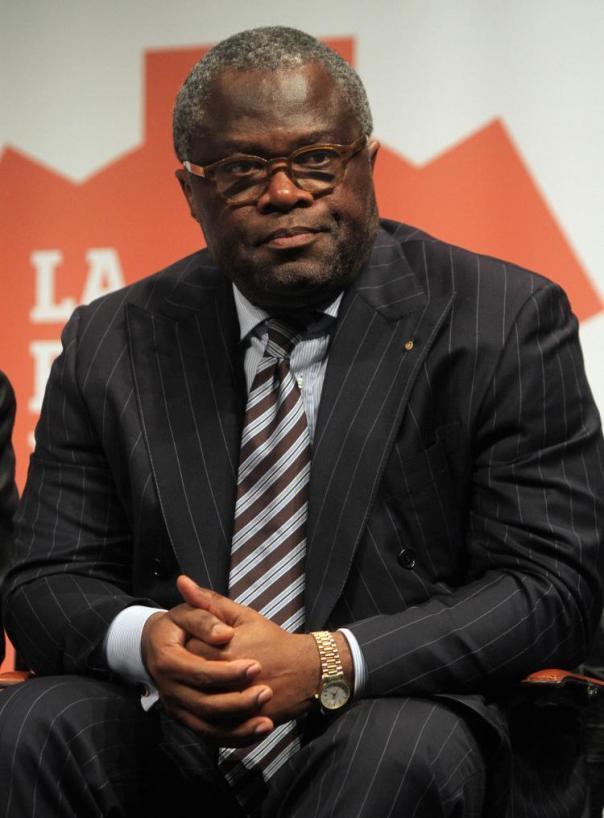 Otto Bitjoka, camerunense bantu con laurea alla Cattolica di Milano, imprenditore e banchiere naturalizzato italiano, fondatore di Extrabanca