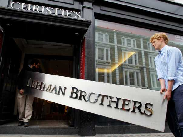 the-lehman-brothers-london-headquarters-sign-that-sold-for-over-66000-is-hitting-the-auction-block-again