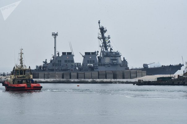 DDG 64 USS Carney